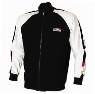 Mens BAR Honda Zipped Sweatshirt