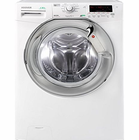 Hoover DYN9164DPG 1600rpm Washing Machine 9kg Load Time Manager White product image
