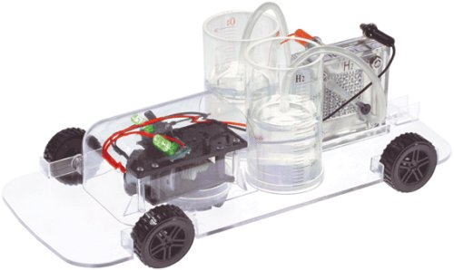 Hydrogen powered Fuel Cell Car - Science Kit - Ages 12 and up Cars ...