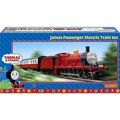 hornby thomas train sets