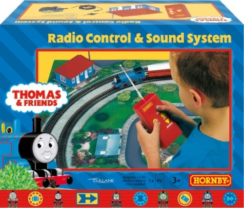 Hornby train set thomas and friends passenger and goods train set