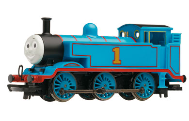 Own your very own Thomas the Tank Engine! - CLICK FOR MORE INFORMATION