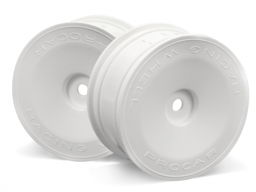 Hot Bodies Disc Inch-up 26mm/0 Off. (Wht) (4/PACK) 4Pcs product image