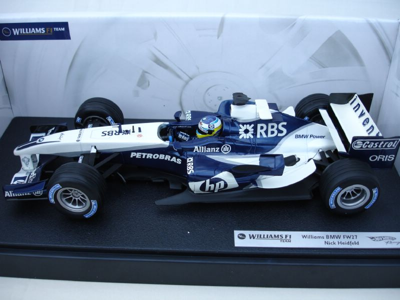 Williams BMW FW27 Nick Heidfeld 2005 (Race Car)
