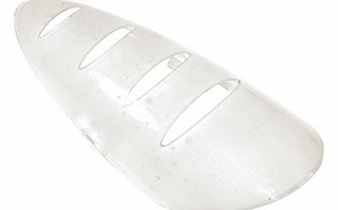 Hotpoint Ariston Hotpoint Fridge Freezer Lamp Housing Lens Cover. Genuine Part Number C00096183 product image