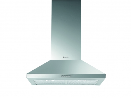 Hotpoint HE6TIX Stainless Steel Cooker Hood HE6TIX
