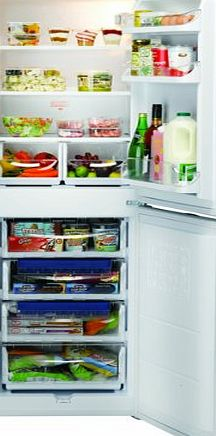 Hotpoint Ltd RFAA52S 260litre Fridge Freezer Auto Defrost Class A+ Silver product image