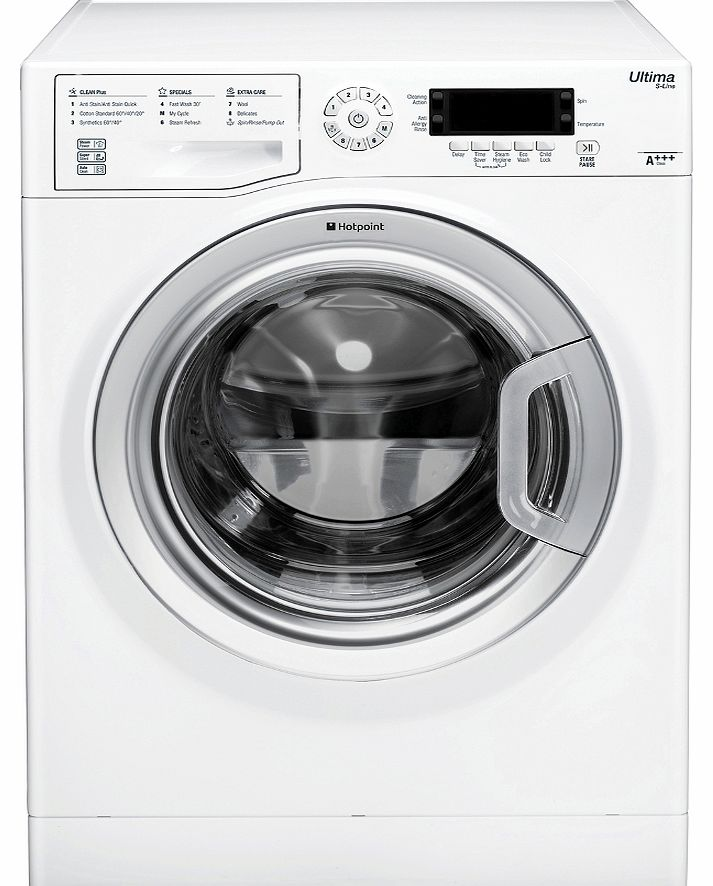 Hotpoint SWMD10637XR Washing Machines product image