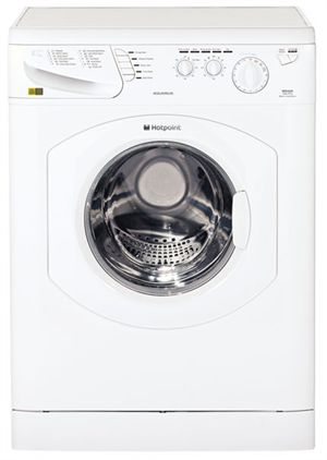 Hotpoint WD420 washer dryer flashing light error code - DIYnot.com