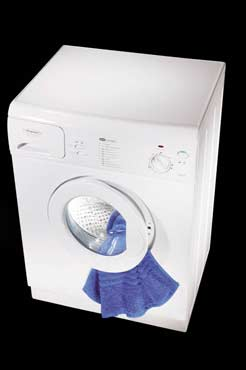 HOTPOINT WM55 (White)