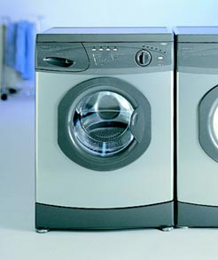 HOTPOINT WMA38S Silver