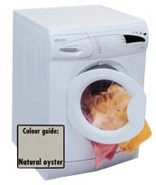 HOTPOINT WMA62YS OYSTER