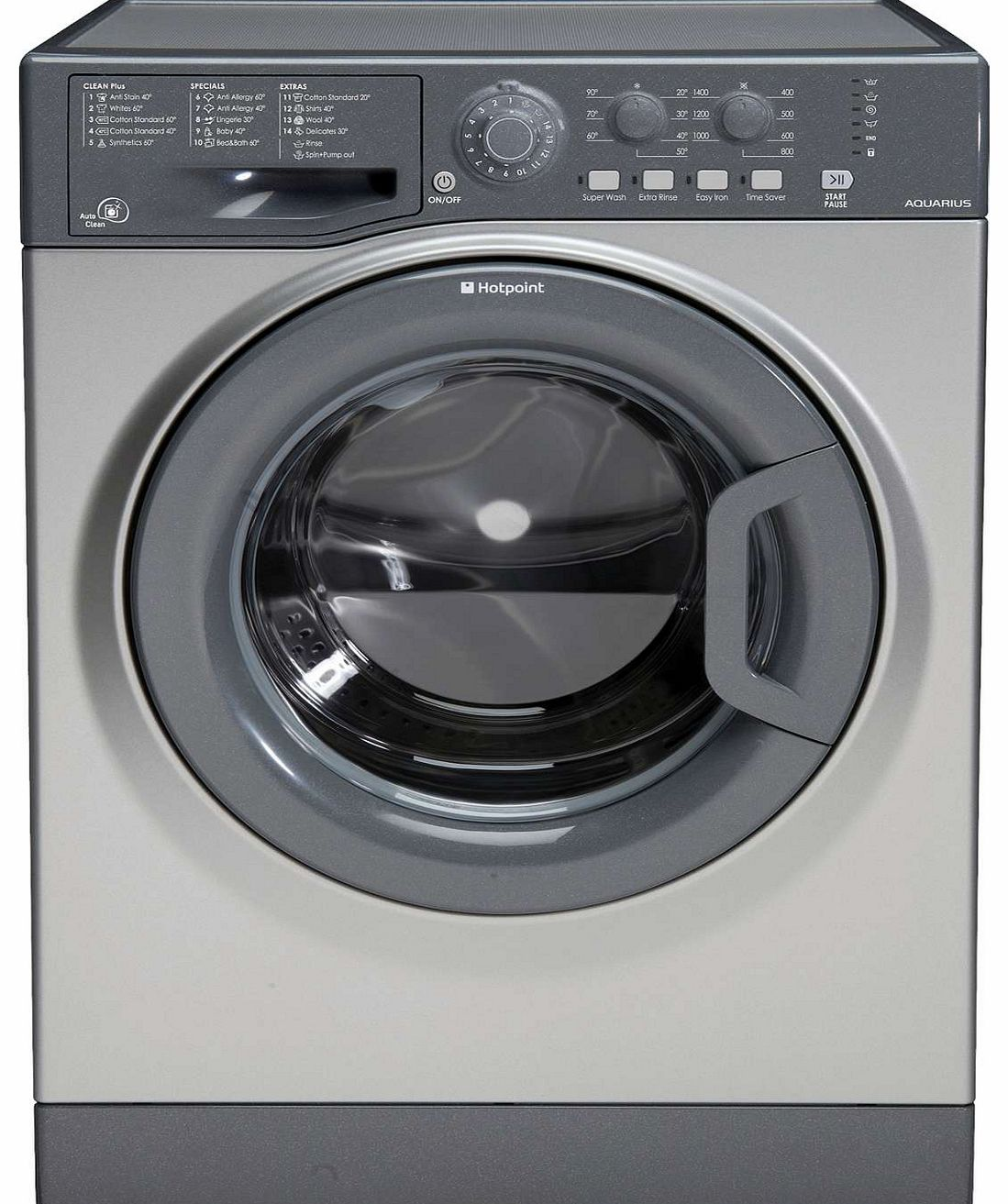 Hotpoint WMAQL741G Washing Machines product image