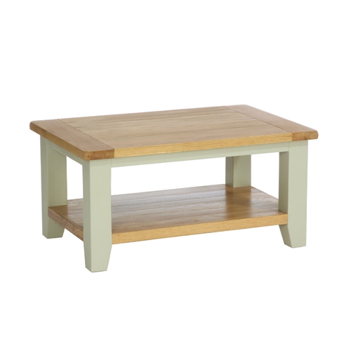 Canterbury Cream Painted Coffee Table