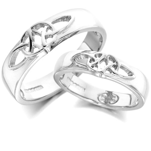 Wedding Rings Celtic 3 Pic