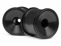 Hpi Dish Wheel Black 2.2 Firestorm/MT2 (2pcs) product image
