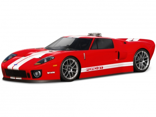 Ford Gt. Hpi Ford GT (200mm)