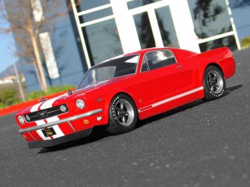Ford Mustang GT 1966 Body 200mm
