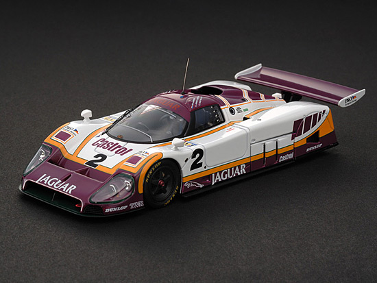 Jaguar XJR9 #2 LeMans Winner 1988