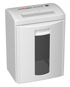 HSM 102.2 Compact 1.9 Strip cut paper shredder