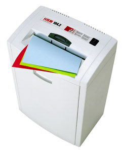 HSM 104.2 Office 3.9x30 Cross cut paper shredder