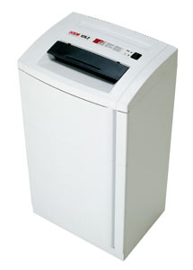 HSM 125.2 Office 1x5 Cross cut paper shredder