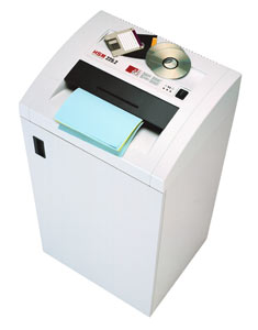 HSM 225.2 Office 5.8 Strip cut paper shredder