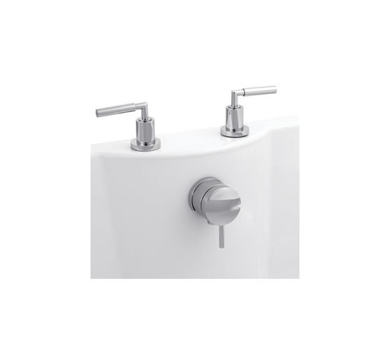 Helix Lever Freeflow Bath Filler