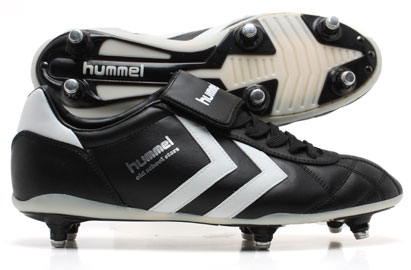 Hummel Football Boots  Old School Stars SG Football Boots