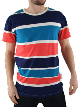 Humor Red Jakato Stripe T-Shirt product image