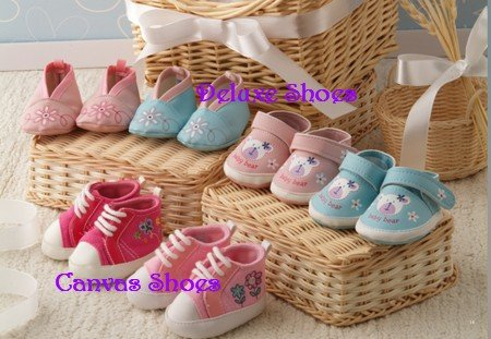 Hunter Toys Ltd Petite Baby Doll Deluxe Shoes