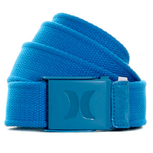 Hurley Foundation Web Web belt - Cyan product image