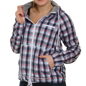 Hurley Ladies Breaker Shell jacket - Navigator