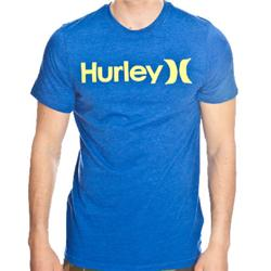 Hurley One & Only T-Shirt - Heather Royal product image