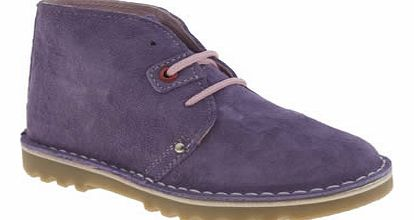 kids hush puppies lilac si girls junior