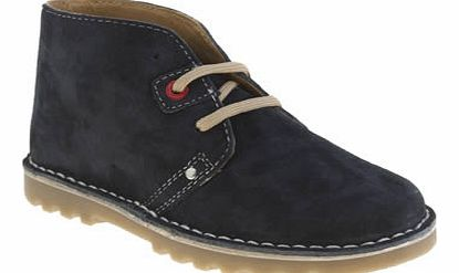 kids hush puppies navy si boys junior 5302475850