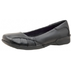 Leather upper & lining. Cushioned insole. Rubber sole. - CLICK FOR MORE INFORMATION