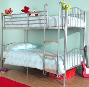 Apollo Metal Bunk Bed