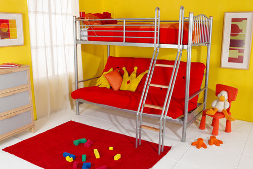 Cheap Metal Bunk Beds 500 x 333