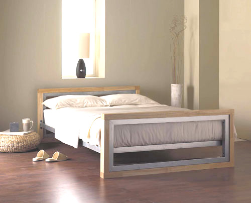 Oslo Bed Frame Single 90cm