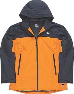 Hyena, 1228[^]9649J Tempest Jacket Black / Orange Large 51``