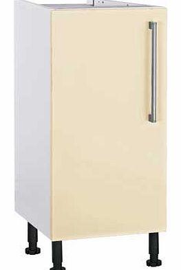 3 shelf unit for Cream kitchen base units
