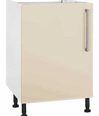 Hygena for Cream kitchen base units