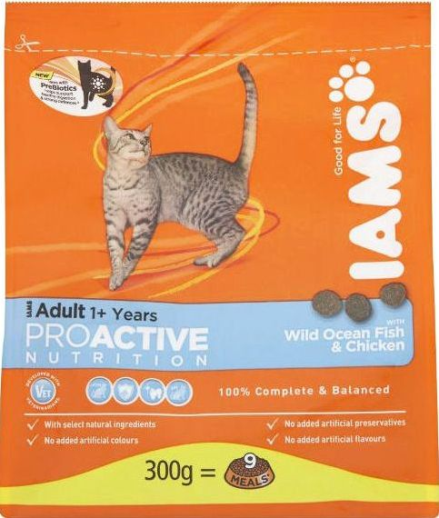 IAMS, 2102[^]0138495 Adult Cat Chicken