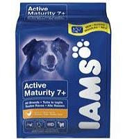 Iams Adult Dog Mature:7.5kg