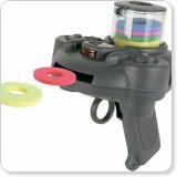 iAuctionShop New Foam Disc Shooter Harmless Battery Operated Gun product image