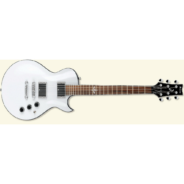 ibanez art120 electric guitar white review compare prices buy online. Black Bedroom Furniture Sets. Home Design Ideas
