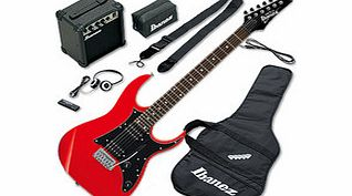 Ibanez IJRG200 Jump Start Electric Guitar Pack Red