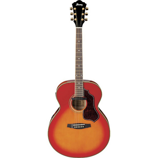 ibanez sge430 electro acoustic guitar cherry sunburst review compare prices buy online. Black Bedroom Furniture Sets. Home Design Ideas