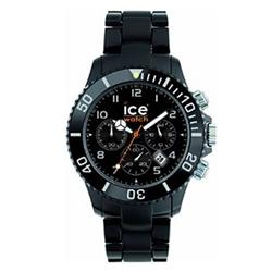 ice Watch Chrono Big Plas Watch - Black - review, compare prices, buy